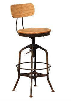 Cheap Metal Used Bar Stools With Wooden Base Kf B330   Buy Used Bar Stools,Metal  Used Bar Stools,Cheap Used Bar Stools Product On Alibaba.com