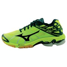 Mizuno Womens Wave Lightning Z Volleyball Shoes