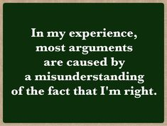 it's because of this, people think I am arrogant. I have a right to be..