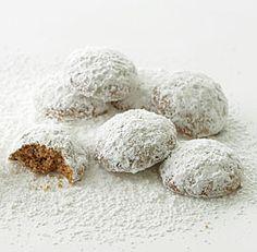PINE NUT WEDDING COOKIES http://www.finecooking.com/recipes/pine-nut-wedding-christmas-cookies.aspx  #Cookies