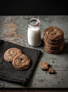 cozy whole wheat chocolate chip cookies   Reclaiming Provincial