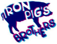 Logo Band - Iron Pig's Brothers