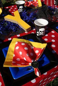 Adyson's Pirate Adventure | CatchMyParty.com