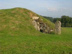 Bryn Celli Ddu burial chamber, Anglesey