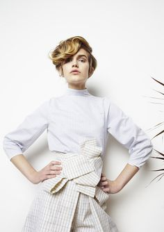 SS 2013 #ss13 #london #fashion #awake #nataliaalaverdian #trends #smart #white