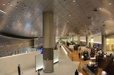 Qatar Airways Al Mourn Lounge, Hamad Airport Doha