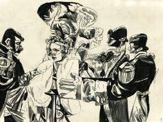 martoz russia 1 Illustrations, Drawings, Artworks, Russia, Drawing Art, Comics, Illustration, Sketches, Drawing
