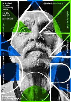 Creative Poster, Helmo, -, Nouveau, and Jazz image ideas & inspiration on Designspiration