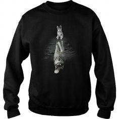 I Love Husky T-Shirts