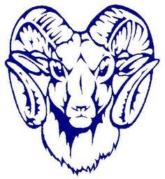 Arie tattoo (Son) – Tattoo World Bull Tattoos, Pin Up Tattoos, Head Tattoos, Tattoos For Guys, Sleeve Tattoos, Capricorn Logo, Capricorn Images, Aries Ram Tattoo, Aries Tattoos