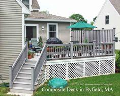 138 Best Composite Low Maintenance Deck Ideas Images