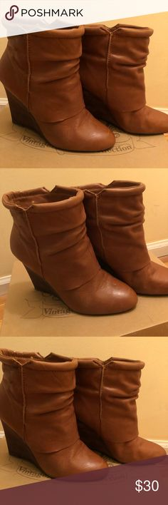 e67917870eb 91 Best Wedge Boots images in 2019 | Wedges, Bootie boots, Heels