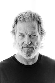 """Jeff Bridges - He will always be the Starman to me. His deep voice adds to any scary role he is playing, but then you forget how light & funny he is."" Starman kills me every time. One of his best, along with the Fisher King. Jeff Bridges, Lloyd Bridges, Tv Actors, Actors & Actresses, Jorge Guzman, Inside The Actors Studio, Greg Williams, Actor Studio, Celebrity Portraits"