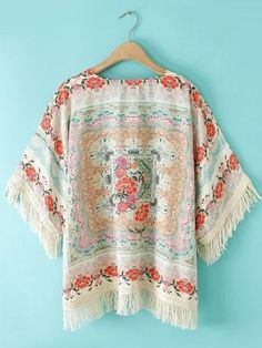 floral kimono# https://www.nopants-elinor.com
