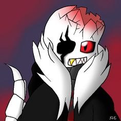 HorrorFell!Sans :3 My version at least