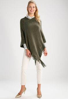 images Abrigos on 185 mujer para best Pinterest Poncho Zalando qSS5YB0