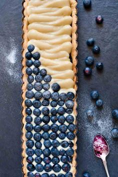 Blueberry Tart (Summer Berry Madness)