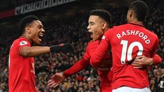 Manchester United Newcastle United: Anthony Martial stars in thumping win More from my siteGary Neville singles out two Man Utd stars who need to show each other more 'respect'Paul Pogba Premier League Goals, Premier League Matches, Anthony Martial, Epl News, Marcus Rashford, Match Of The Day, Manchester United Players, Sir Alex Ferguson, Antoine Griezmann