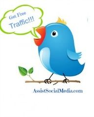 Free Traffic ! How to use Twitter to mine Blog Gold. #SocialMedia