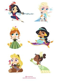 Discovered by Find images and videos about disney, drawing and Princess on We Heart It - the app to get lost in what you love. Kawaii Disney, Chibi Disney, Disney Princess Cartoons, Disney Princess Drawings, Disney Princess Art, Disney And Dreamworks, Disney Cartoons, Cute Princess, Disney Babys