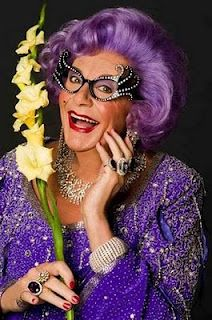 Dame Edna, Los Angeles