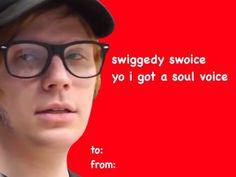 Valentineu0027s Day Joke Cards | Pinterest | Emo, Patrick Stump And Cards