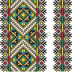 Find Ukrainian National Ornament Vector Illustration stock images in HD and millions of other royalty-free stock photos, illustrations and vectors in the Shutterstock collection. Thousands of new, high-quality pictures added every day. Cross Stitch Borders, Cross Stitch Charts, Cross Stitching, Cross Stitch Embroidery, Embroidery Patterns, Hand Embroidery, Cross Stitch Patterns, Crochet Patterns, Abstract Embroidery