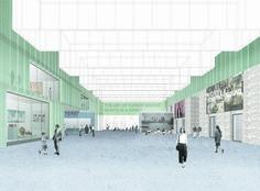 Galería de BIG y Lacaton & Vassal lideran finalistas para nuevo hogar del Museo de Londres - 10
