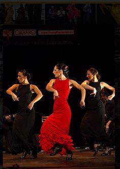 Mercedes Ruiz with Carmen Herrera and Vanesa Rodriguez Reyes!