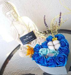 Pentru ca... Pentru ca... Toată lumea întreabă de florile de săpun... Începem și noi primele aranjamente cu ele! #flowers #flowersbouquet #flowersbox #cottonflower #cotton #soapflowers #lavanda #flori #aranjamenteflorale #floridesapun Hanukkah, Flower Power, Wreaths, Handmade, Decor, Hand Made, Decoration, Door Wreaths, Deco Mesh Wreaths