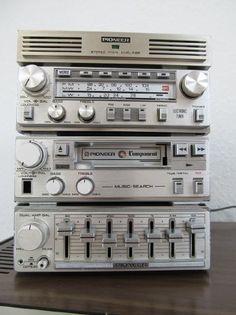 Pioneer Vintage Hifi Klassiker