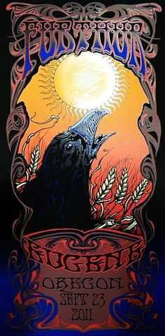 Furthur - Eugene, OR - September 23, 2011 - by Richard Biffle want want! But cant find. No $ at show not avail now at any price