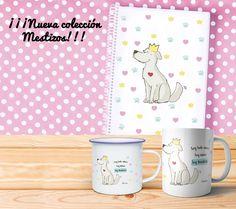 ¡¡La colección de mestizos ya está aquí!!  www.celestianshop.com #perro #perros #mestizo #pinterest