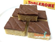 Recipe Toblerone Slice - ThermoFun by leonie, learn to make this recipe easily in your kitchen machine and discover other Thermomix recipes in Baking - sweet. Bellini Recipe, Decadent Food, Thermomix Desserts, Tray Bakes, Food Hacks, Sweet Recipes, Cooking Recipes, Budget Recipes, Bread Recipes