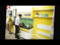 Tủ bếp gỗ sồi - TỦ BẾP XINH 0838159637