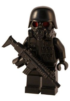 Grunt - Custom Minifigure - Buy Custom Lego Minifigures bab29809094b
