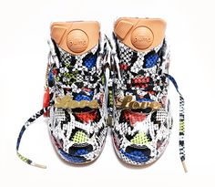 9478327b44ba85 Melody Ehsani X Reebok Classic Pump Omni Lite - Sneaker Freaker