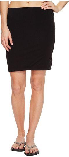 e61da21550 Icebreaker Tsveti Reversible Skirt (Black/Jet Heather) Women's Skirt -  Icebreaker, Tsveti