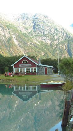 Norway | The pristine waters and larger-than-life mountainsides of Lake Loen make the local Royal Caribbean Shore Excursion one of the most magical in the European region.