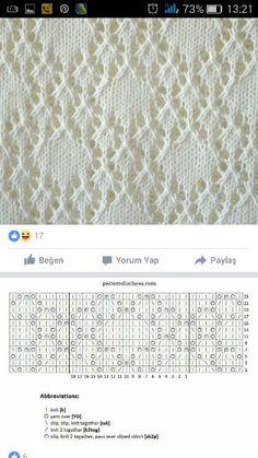 Lace Knitting Patterns, Knitting Stiches, Knitting Charts, Crochet Stitches, Stitch Patterns, Viking Tattoo Design, Viking Tattoos, Crochet Bedspread, Crochet Motif