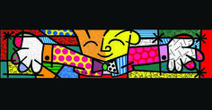 Romero Britto [Artista Plástico Brasileiro]   Revista Biografia