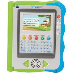VTech V. Reader Interactive e-Reading System