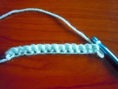 Illuminate Crochet: How to Do Foundation Single Crochet: Two Ways
