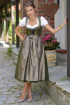 My New Dirndl Pt. III