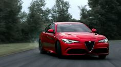 Alfa Romeo: Riding Dragons