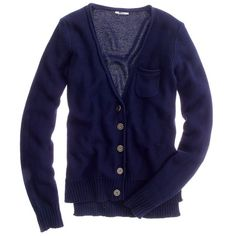 Madewell Topnote Cardigan ($50) ❤ liked on Polyvore featuring tops, cardigans, sweaters, outerwear, jackets, women, madewell cardigan, slouchy cardigan, blue top and cardigan top