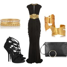 """no 5"" by nevyanna on Polyvore"