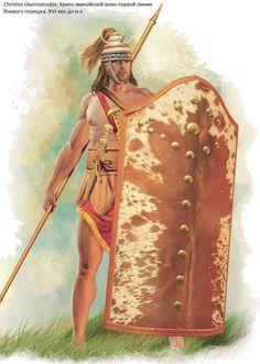 Creto-Mycainaic Warrior