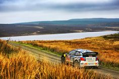 Polo WRC Wales 2016 Vw Motorsport, Wales, Country Roads, Polo, Mountains, Instagram Posts, Nature, Travel, Rally