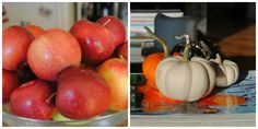 Apples and Pumpkins Oh My! - My Own Balance